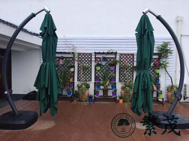 苏州某小学屋顶花园设计建造工程案例